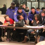 Police Remove Protester from Rezoning Meeting Again