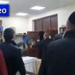 Anti-Semitic Mob Storms Synagogue in London