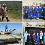 MA and CT Teens Tour Israel
