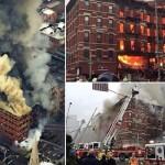 12 Injured after Manhattan Building Explodes