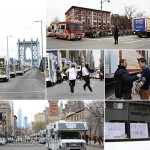 Photos: Mitzvah Tank Parade Rolls into Manhattan