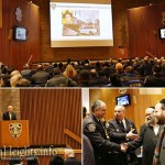 NYPD Holds Annual Pre-Passover Community Briefing