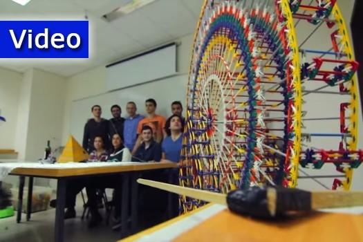 Video: Passover Rube Goldberg Machine • CrownHeights.info - Chabad ...