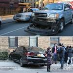 'Stolen Car' Involved in Crash, Driver Flees