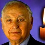 Boruch Dayan Hoemes: Ambassador Yehuda Avner, 86, OBM