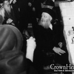 Weekly Unique Photo of the Rebbe