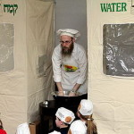 Portable Model Matzah Bakery Brings 'Living Legacy' to Thousands