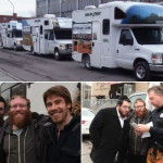 Four Mitzvah Tanks 'Conquer' Montreal