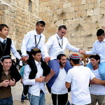 113 Orphans Celebrate Bar Mitzvah with Colel Chabad