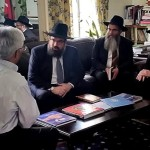 Chabad Delegation Visits Nepal Embassy in D.C.
