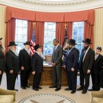 President Obama Welcomes Chabad Delegation