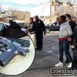 3 Teens Arrested After Mugging Jewish Boy, Firearm Recovered