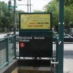 22-Year-Old Man Shot in Nostrand Ave. Station