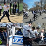 Oholei Torah Students Enjoy Spring Bicycle Trip