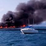 Israeli Girl Dies in Thailand Boat Fire