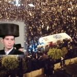 1 Dead, Dozens Injured at Levaya of R' Wosner