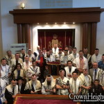 Picture of the Day: A Shliach's Birthday Surprise