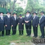 First in 25 Years: Shluchim of Europe to Unite