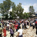 New 7.3 Magnitude Earthquake Strikes Nepal