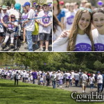 Overwhelming Turnout at NJ Friendship Circle Walk