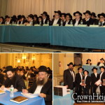 24 Boys Compete in Final Round of Halacha Bee