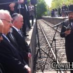 Israeli President Reuven Rivlin Visits Berlin