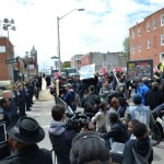 Story: What a riot! In the (Jewish) Heart of Baltimore's Inner City