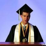 Collegian Finds Inventive 'Sandy Koufax' Solution for Shabbat Commencement Speech