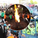 Over 1500 Participate in Georgetown Lag BaOmer Event