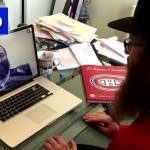 Rabbis 'Bet' on Montreal Vs. Tampa Hockey Game