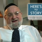 "Here's My Story: Directions From a ""Simple Jew"""