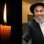 Boruch Dayan Hoemes: R' Mordechai Goldin, 59, OBM