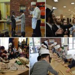 UK's Model Matzah Bakery Busy on Pesach Sheini