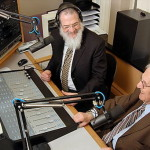 Rabbi's Colorful Journey Inspires Radio Show