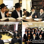 A Tradition Continues in Oholei Torah Mesivta