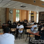 Mesivta Students Gather for Kinus Torah