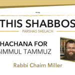 Shabbos at the Besht: Preparing for Gimmel Tammuz