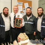 Captain Receives Distinguished Leadership Award