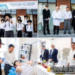 Photos: New Bris Milah Clinic Opens Doors in Moscow