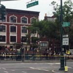Suspicious Package Shuts Down Eastern Parkway