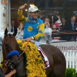 Jockey Who Visited Ohel Wins Triple Crown