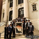 Chovevei Torah Smicha Students Pose for Group Photo