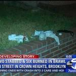 2 Women Stabbed, 6 Suffer Chemical Burns in Violent Brawl