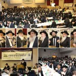 Over 1000 at Central Gimmel Tammuz Farbrengen