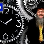Rabbi Preps for 'Leap Second' with Timely Message