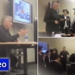 Video: Emotional Bar Mitzvah for 89-Year-Old Survivor