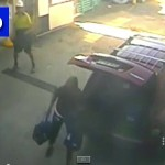 Video: Woman's Life Saved Outside Chabad Soup Kitchen