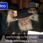 Weekly Living Torah Video: A Call for Unity