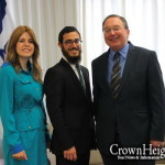 Israeli Ambassador to Canada Thanks Shliach