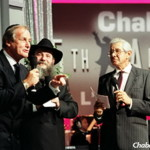 Friend of Chabad Jerry Weintraub Passes Away at 77